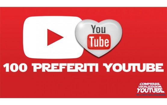 100 Preferiti YouTube