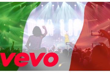 Visualizzazioni Vevo-YouTube 5000 visual Italiane