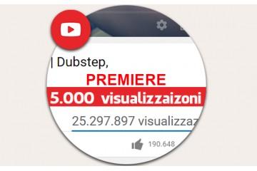 Visual premiere
