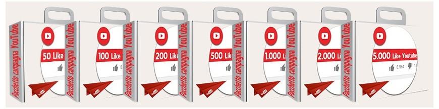 Compra like youtube