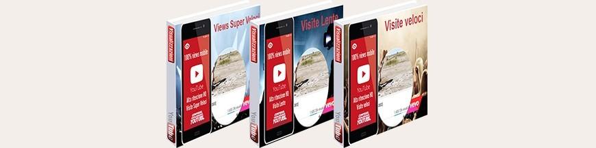 Visualizzazioni YouTube da Mobile