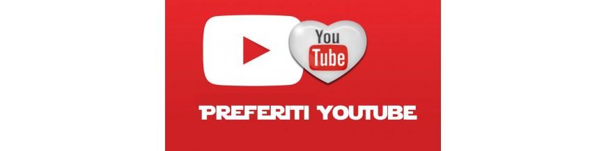 Comprare preferiti YouTube