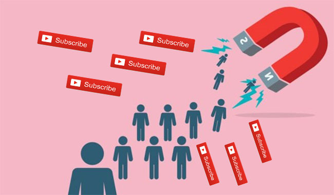 aumentare iscritti youtube in 10 passi