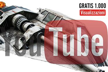 comprare visualizzazioni youtube gratis
